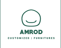 Amrod furnitures Branding and identity