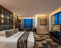 The Landmark Hotel Bangkok, Thailand