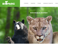 Bioparc Website