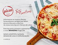 MKT - Redes Sociais - Pizza Café