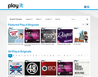 Play.it Podcasting Network