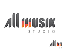 2015 / LOGO All Musik recording studio