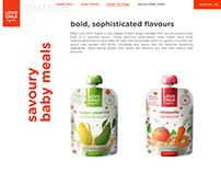 Love Child Organics | Web