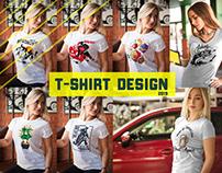 Amazing T-Shirt design 2019