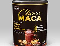 Embalagem - Chocomaca