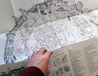 Mapa Ilustrado de São João da Madeira | Illustrated Map