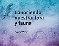 Cartilla de flora y fauna P. Viejo - Holcim Argentina