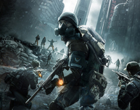 TOM CLANCY THE DIVISION EXPLORATION UPDATE 1.7