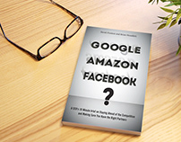 Digital Marketing Book cover design
