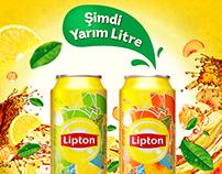 Lipton Ice Tea biz sevginiz büyüttü campaign
