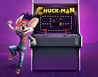 Chuck E. Cheese's - 40th Anniversary Campaign