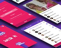 Swizzle (Social Planning App)