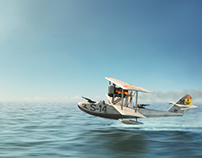 Sea bird SM-62 ready for war