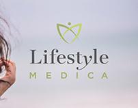 Lifestyle MEDICA branding