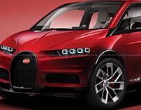 2021 Bugatti City Hybrid