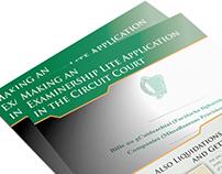 Legal Briefing Brochure