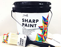 Sharp Paint