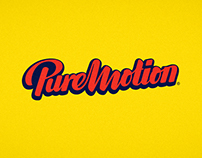 PureMotion - Logotype Design