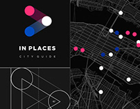 IN PLACE CITY GUIDE - app logo