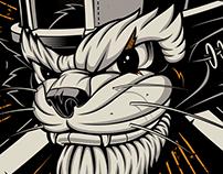 "Series of illustrations ""The Cruel Animals"""