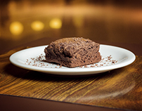 Fotografias gastronômicas - O Lugar Cafeteria