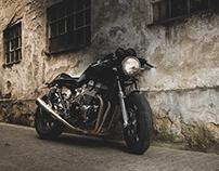 Honda CB 750 Cafe Racer