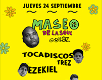 Maseo De la Soul en Monterrey