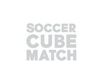 Adidas Soccer Cube Match