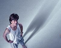 'ZERO' teaser poster