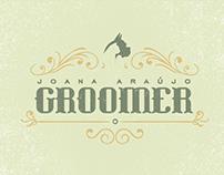 Groomer - Business Card Design