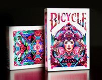 The Artist | Illustrated prestige playing cards deck