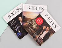 Bagués catalog & magazine.