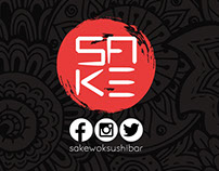 Sake Wok Sushi Bar