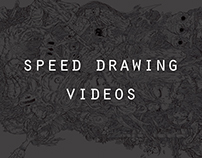SPEED DRAWING VIDEOS