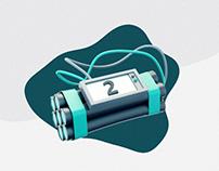 Teamtracker - 3D Loops