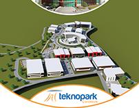 ÇANAKKALE TEKNOPARK ilan, Poster of Technopark