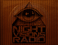 Night Visions Radio Logo
