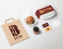 Burgerism Branding & Corporate Identity