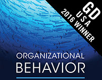Organizational Behavior Book Cover Design