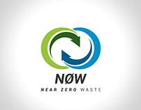 NØW Logo Design