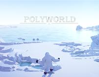 PolyWorld - Low Poly Animation (Episode III)