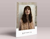 OCTAVIA Fall-Winter 2015/2016 Ad Campaign + Lookbook