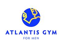 Graphic Design of Gym Logo