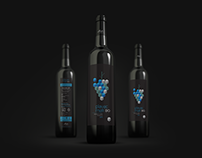 Java winery - Visual Identity and label design