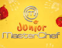 Jr. MasterChef (2012) - Title sequence - Dutch ver.