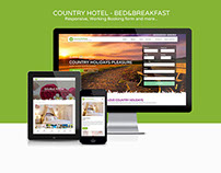 Country Hotel and Bed & Breakfast