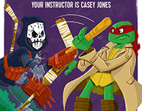 Ninja Turtles Social Media Campaign