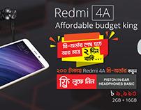 Redmi 4A Campaign