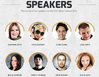 Fest Joomla Music Events & Conferences Template