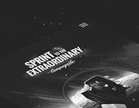 Sprint to the Extraordinary | Campagnolo XP Design